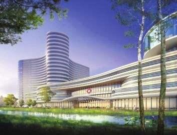 南部新城医疗中心将投用 江北国际医疗中心最快明年投用